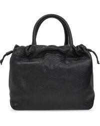 Furla 'essential' Bucket Bag - Black