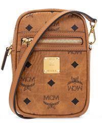 MCM Shoulder Bag Brown