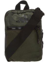 adidas Originals Branded Shoulder Bag - Green