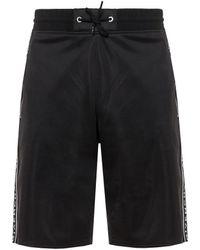 Givenchy Shorts With Pockets - Black