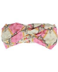 3d629d76acf Gucci - Patterned Headband - Lyst