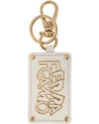 Ferragamo - Key Ring - Lyst