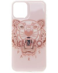 KENZO Iphone Xi Pro Case - Pink