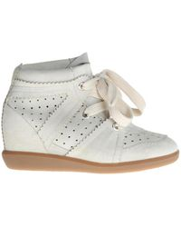 Étoile Isabel Marant - Wedge 'bobby' Sneakers - Lyst