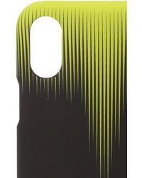 Marcelo Burlon Iphone Xs Case Black