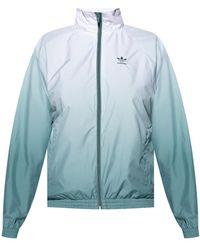 adidas Originals Jacket With Logo - Green