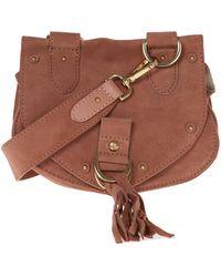 See By Chloé - 'collins' Shoulder Bag - Lyst