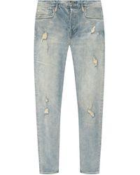 AllSaints 'cigarette' Jeans Light Blue