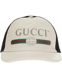 6564aa2de Baseball Cap With A Logo And 'web' Stripes