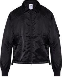 Y-3 Collared Jacket - Black