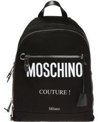 Moschino ' Couture!' Backpack - Black