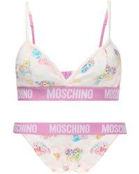 Moschino Capsule - Pink