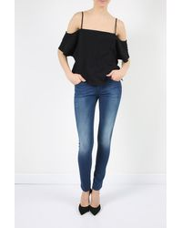 DIESEL 'skinzee' Jeans Blue
