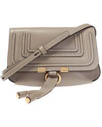 Chloé 'marcie' Belt Bag Beige - Natural