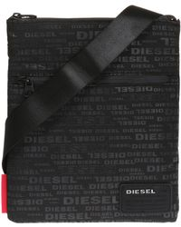 DIESEL 'f-discover' Shoulder Bag - Black
