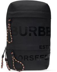 Burberry One-shoulder Backpack Black