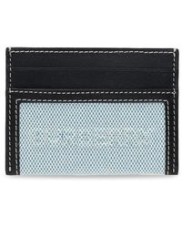 Burberry Branded Card Case Black