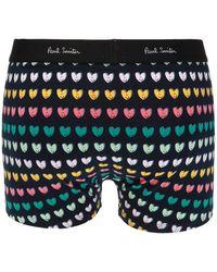 Paul Smith Multicolour Heart Boxer Briefs