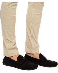 Emporio Armani Driving Shoes - Black