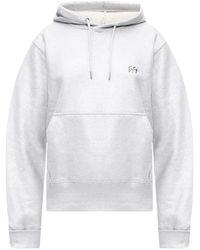 Eytys Branded Hoodie - Grey