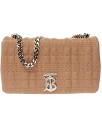 Burberry - 'tb' Shoulder Bag - Lyst
