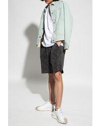 AllSaints 'hani' Shorts - Grey