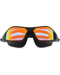 Y-3 Swimming Goggles With Logo Black