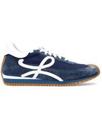 Loewe 'flow Runner' Sneakers - Blue
