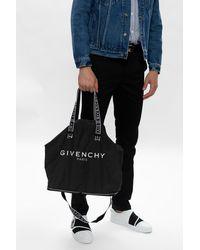 Givenchy '4g Packaway' Tote Bag Black