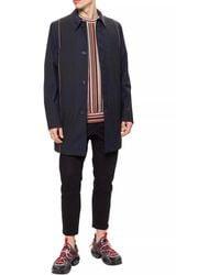 Paul Smith Signature Stripe Jacquard Wool Jumper - Multicolour