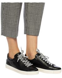 See By Chloé Sneakers With Decorative Lacing Black