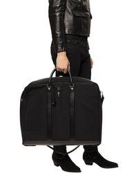 Saint Laurent Suit Cover Black