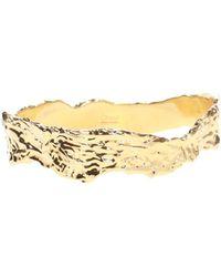 Chloé - Textured Bracelet - Lyst