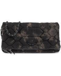 Zadig & Voltaire Hand Bag - Black