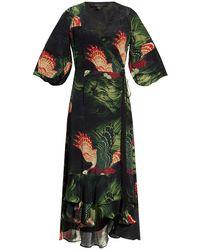 AllSaints 'delana' Dress - Black