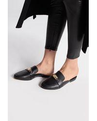 MICHAEL Michael Kors - 'tilly' Leather Slides - Lyst