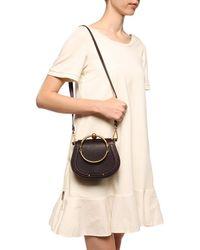 Chloé 'nile' Shoulder Bag - Brown