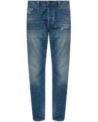 DIESEL - 'larkee-beex' Stonewashed Jeans - Lyst