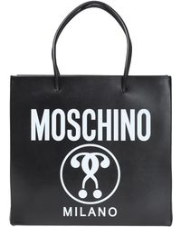 Moschino Shopper Bag - Black