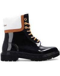 See By Chloé 'florrie' Rain Boots - Black