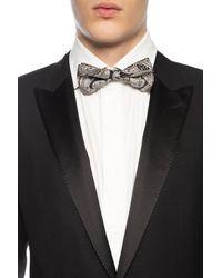 Etro Patterned Bow Tie Multicolour