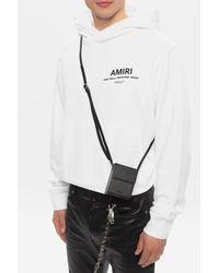 Jil Sander Shoulder Bag With Logo - Black