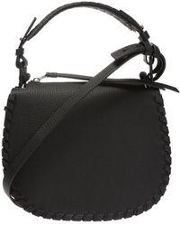 AllSaints - 'mori' Tasseled Shoulder Bag - Lyst