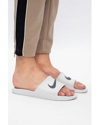 Nike 'kawa Shower' Slides White