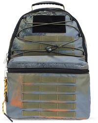 DIESEL Backpack With Logo - Green