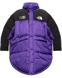 MM6 by Maison Martin Margiela X The North Face Purple
