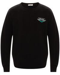 Givenchy Sweatshirt With Logo Black
