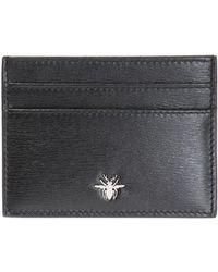 Dior - Metal Insert Card Case - Lyst