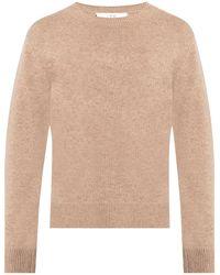 IRO Wool Sweater Beige - Natural