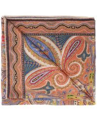 Etro Patterned Scarf - Multicolour